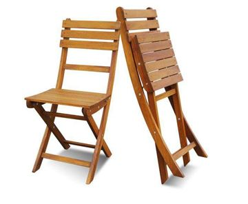 Folding Balcony Chair