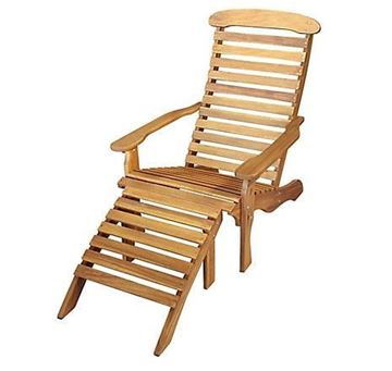 2 piece deck chair